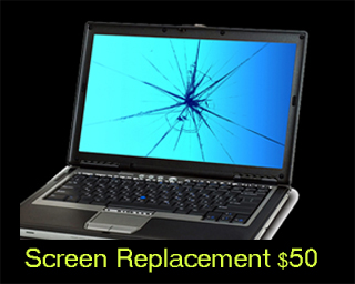 Screen Replacement